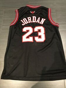 Nike Michael Jordan Chicago Bulls Basketball Jersey