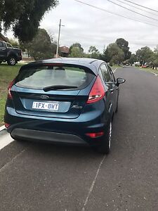 2010 FORD FIESTA LX WT - URGENT SALE Avondale Heights Moonee Valley Preview