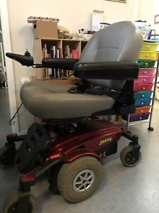 Pride Mobility Jazzy Select 6 Ultra Power Wheel Chair