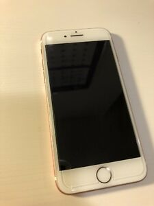 Used iPhone 7 - 32gb ROSE GOLD