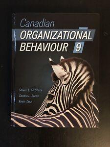 Canadian Organizational Behaviour $60