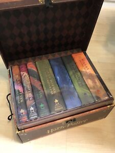 Harry Potter Boxed Set—NEW in Decorative Chest