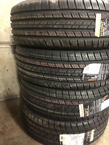 265/70/17 M+S Rated Brand New Tires
