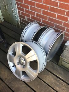 2003 Ford Focus rims