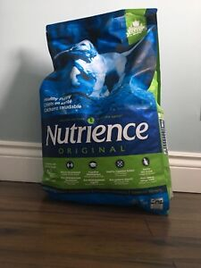 25 pound bag of puppy food