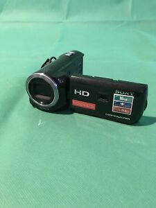 Sony Handycam HDR-PJ380 with projector