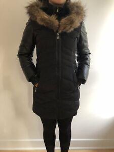 Manteaux d'hiver similaires aux modèles mackage et Rudsak