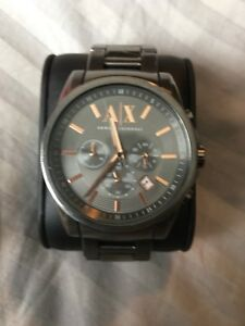 ARMANI EXCHANGE MENS WATCH AX2086
