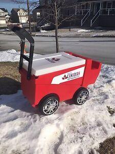 Molson Canadian Zamboni Cooler