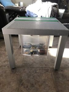Home Made LEGO table