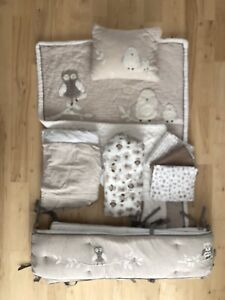 Pottery barn kids nursery set
