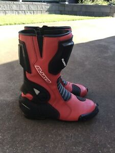 Rjays motorbike boots men's size 44