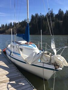 24 ft Sailboat