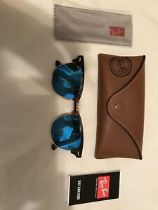 NEW, Authentic Ray-Ban ClubMaster Sunglasses