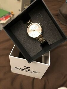 Daniel Klein Watch