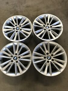 Mags 18 pouces 5x120 BMW
