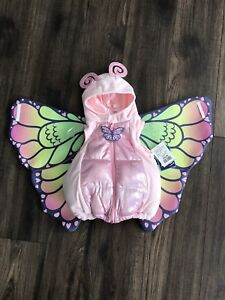 Baby butterfly costume 3-6months