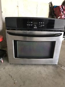 30 inch wall oven
