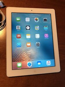 iPad 2 (wifi/cellulaire/GPS) 64GB