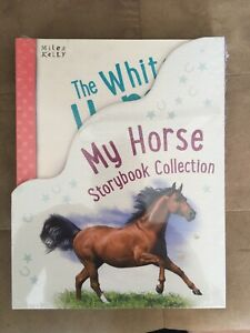 My horse storybook collection