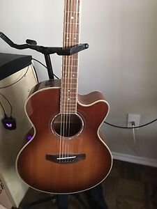 Electric-Acoustic Yamaha Guitar - Great Condition!!