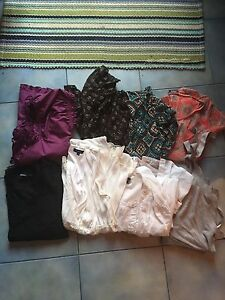 Bag of woman's clothing small and medium