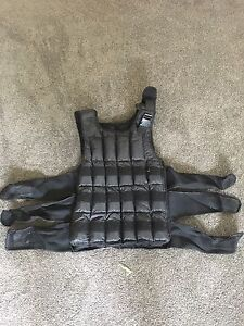 30 kg adjustable weight vest Wattle Grove Liverpool Area Preview