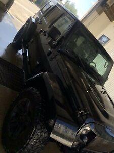 2009 Jeep Wrangler Sahara (4 door)