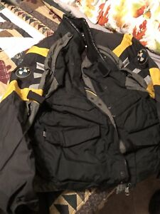 2 BMW Motorcycle Ralley 3 jackets with body armour