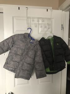 Boys Old Navy Coats 3T and 4T