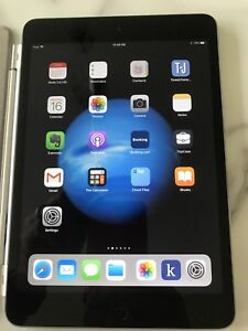 iPad mini 2 Retina, Wi-Fi/Cellular Unlocked
