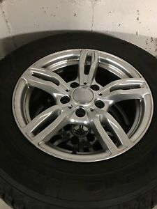 4- Replica Rims/Tires 235/65R16