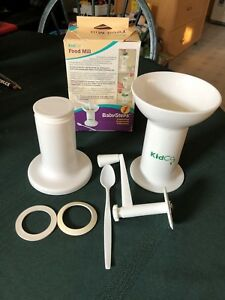 Kidco BabySteps Food Mill F700