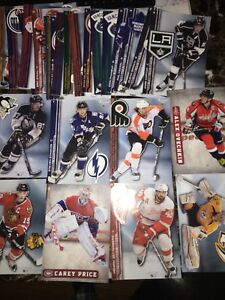 NHL Fathead 5 x 7 Peel N Stick Vinyl Players