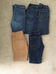 Boys jeans size 7 and 8