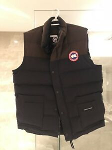 Worn once RARE exclusive Canada goose vest