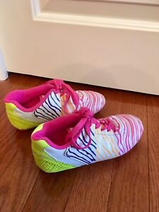 Girls Size 12 Cleats