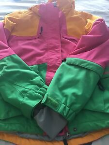 Ladies bench winter jacket small