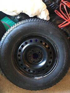 Winter tires 225/70/R16