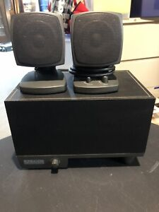 Altec Lansing Computer Speakers with Subwoofer