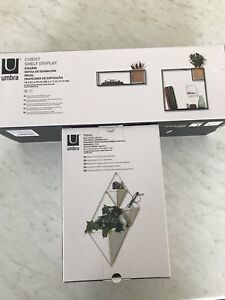 Umbra wall art and stand -brand new in box