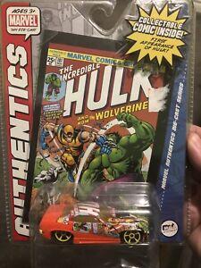 Hulk die cast car still in package