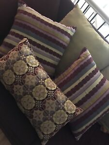 New* decorative pillows