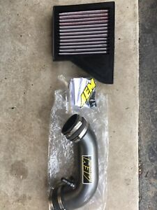 Ford Mustang cold air intake