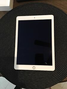 Gold iPad Air 2