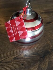 ORNAMENT CANDLE!
