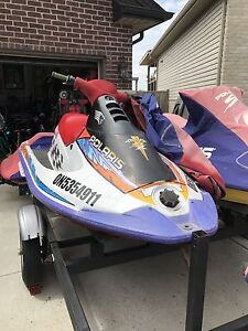 1997 Polaris SLX 780 PWC, JetSkis, Personal Watercraft