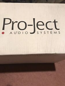 Project audio systems Essential ll turntable