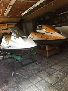 2 seadoo's for sale
