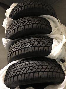 4pneus d'hiver,4 winter tires 215/60 R16